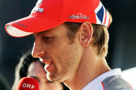 Jenson Button Korea