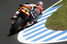 Dani Pedrosa Honda Motegi