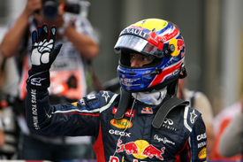 Mark Webber takes Fuji pole