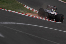 Pastor Maldonado, Williams, Korea 2012