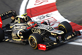 Romain Grosjean, Lotus, Korea, 2012