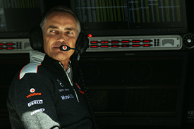 Martin Whitmarsh, McLaren, 2012 Korean Grand Prix, Cooper feature