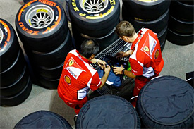 Teams pushing to avoid tyres 'shock'