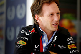 Christian Horner, Red Bull Racing, Dieter October 19 feature