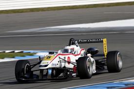 Felix Rosenqvist, Mucke, Hockenheim F3 2012