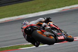 Dani Pedrosa, Honda, Sepang 2012