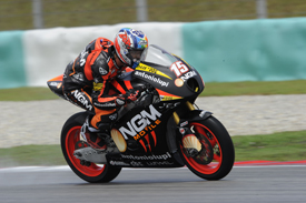 Alex de Angelis, Forward, Sepang Moto2 2012