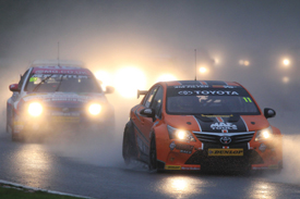 Frank Wrathall, Dynojet Toyota, Brands Hatch BTCC 2012