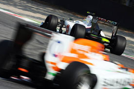 Force India F1 Sauber