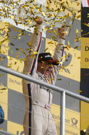 Bruno Spengler wins DTM title