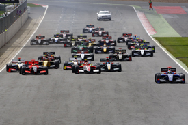 Silverstone Formula Renault 3.5 2012