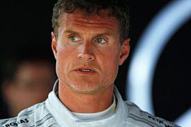 David Coulthard, 2012