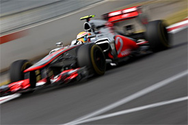 McLaren to 'push to the end' of 2013
