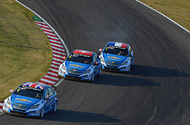 Chevrolet is leaving the WTCC after this season