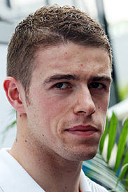 Paul di Resta, Force India, India, 2012