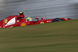 Felipe Massa, Ferrari, India 2012