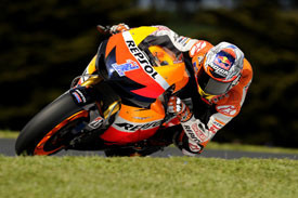 Casey Stoner Australia