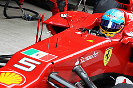 Ferrari's flag not a breach of F1 rules