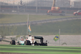 Schumacher escapes penalty in India