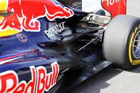 Red Bull Korea Exhausts