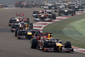 Red Bull India 2012