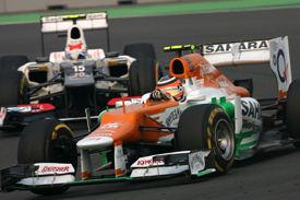 Nico Hulkenberg, Force India, India 2012
