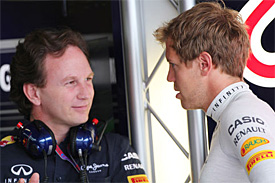 Horner wants no regrets from run-in