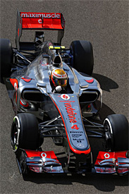 Lewis Hamilton, McLaren