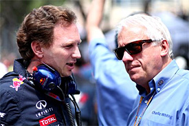 Christian Horner, Charlie Whiting