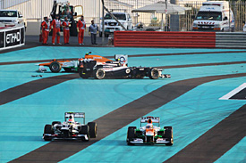 Force India wants no driver animosity