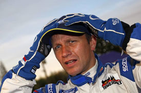 Petter Solberg WRC Spain