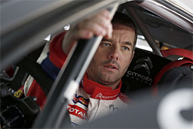 Loeb aims to survive afternoon stages