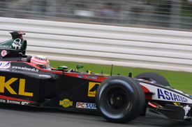 Alex Yoong is the only Malaysian to race in F1 so far