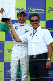Formula BMW was Jaafar's springboard into European racing