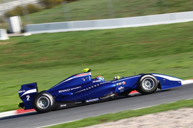 Formula Renault 3.5 with Carlin could be Jaafar's next move