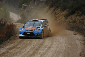 Mads Ostberg, Adapta Ford, Spain 2012
