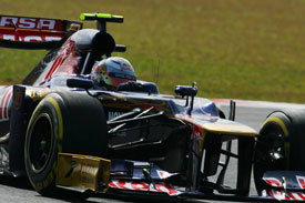 Jean-Eric Vergne Toro Rosso