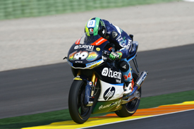 Pol Espargaro, Pons, Valencia Moto2 2012