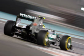 Mercedes F1 2012