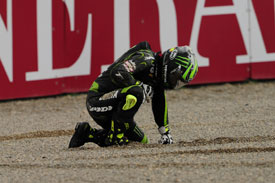 Cal Crutchlow MotoGP Valencia