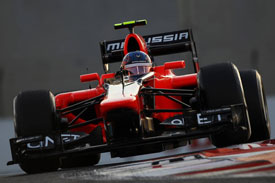 Marussia 2012 F1