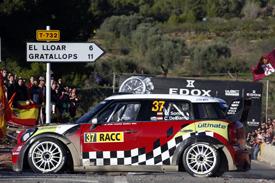 Dani Sordo Mini WRC Spain 2012