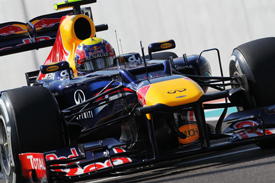 Mark Webber, Red Bull, Abu Dhabi 2012