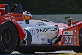 Conquest completes LMP2 car test at Daytona