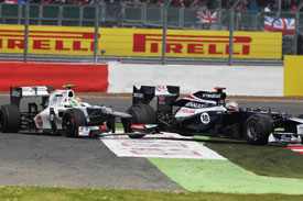 Maldonado Perez Silverstone