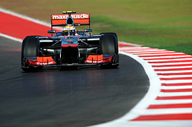 McLaren duo 'shocked' by lack of grip
