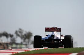 Kamui Kobayashi, Sauber, Austin 2012