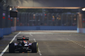 Sebastian Vettel, Red Bull RB8, 2012 Singapore Grand Prix, Introduction of DDRS