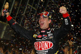 Jeff Gordon NASCAR Homestead 2012