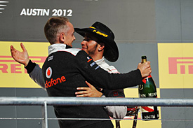 McLaren: Hamilton will be missed